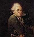 DAVID Jacques Louis Portrait of Francois Buron