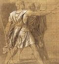 DAVID Jacques Louis The Three Horatii Brothers