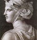 DAVID Jacques Louis Woman in a Turban