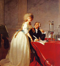 Portrait of Monsieur Lavoisier and His Wife cgf