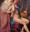 David The Courtship of Paris and Helen
