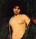 Beckwith James Carroll Portrait of Evelyn Nesbitt