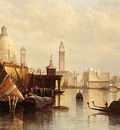 Holland James A View Of Venice