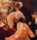 Tissot James Jacques A Woman of Ambition
