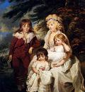 Ward James Portrait Of The Hon Juliana Talbot Mrs Michael Bryan