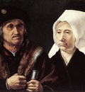 GOSSAERT An Elderly Couple