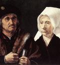 GOSSAERT An Elderly Couple