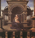 GOSSAERT Jan Virgin of Louvain