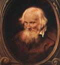 LIEVENS Jan Portrait Of Petrus Egidius De Morrion