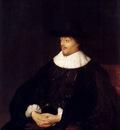 Lievens Jan Portrait Of Constantijn Huygens