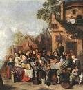 MOLENAER Jan Miense Tavern Of The Crescent Moon