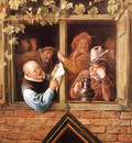 STEEN Jan Rhetoricians At A Window
