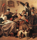 STEEN Jan The Artists Family
