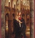 Eyck Jan van Madonna in the Church