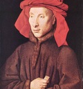 Eyck Jan van Portrait of Giovanni Arnolfini