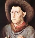 Eyck Jan van Portrait of a Man with Carnation