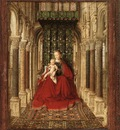 Eyck Jan van Small Triptych central panel
