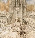 Eyck Jan van St Barbara