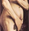 Eyck Jan van The Ghent Altarpiece Adam