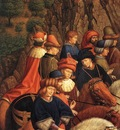 Eyck Jan van The Ghent Altarpiece The Just Judges