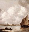 Goyen Jan van Haarlemer Meer