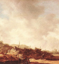 Goyen Jan van Landscape with Dunes