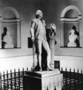 HOUDON Jean Antoine George Washington