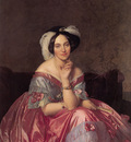 Ingres Baronne James de Rothschild