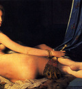Ingres Jean Auguste Dominique The Grande Odalisque