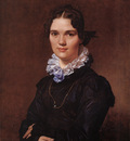 Ingres Mademoiselle Jeanne Suzanne Catherine Gonin