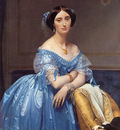 Ingres Princess Albert de Broglie