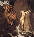 Ingres Roger Delivering Angelica