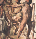 Study for The Martyrdom of St Symphorien