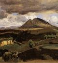 Corot Mont Soracte