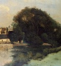Corot Richmond near London