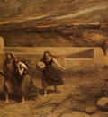Corot The Destruction of Sodom