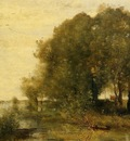 Corot Wooded Peninsula