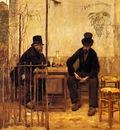 Raffaelli Jean Francois The Absinthe Drinkers