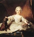 NATTIER Jean Marc Portrait Of Madame Maria Zeffirina