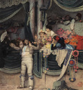 Vibert Jean Georges The Bullfighter s Adoring Crowd