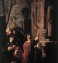 SCHONFELD Johann Heinrich Scythians At The Tomb Of Ovid