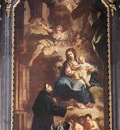 KRACKER Johann Lucas Appearance Of The Virgin To St Anthony