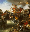KRAFFT Johann Peter The Attack Of Zrinyi