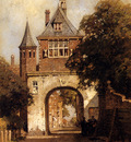 Klinkenberg Johannes Christiaan Karel A City Gate