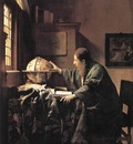 Vermeer The Astronomer