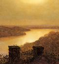 Grimshaw John Atkinson Roundhaylake From Castle
