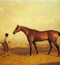 Ferneley Sr John E Emilius Winner Of The 1832 Derby