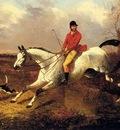 Herring John Frederick Over The Brook