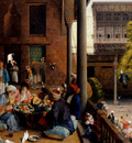 Lewis John Frederick The Midday Meal Cairo