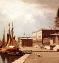 Enneking John Joseph Venice at Midday